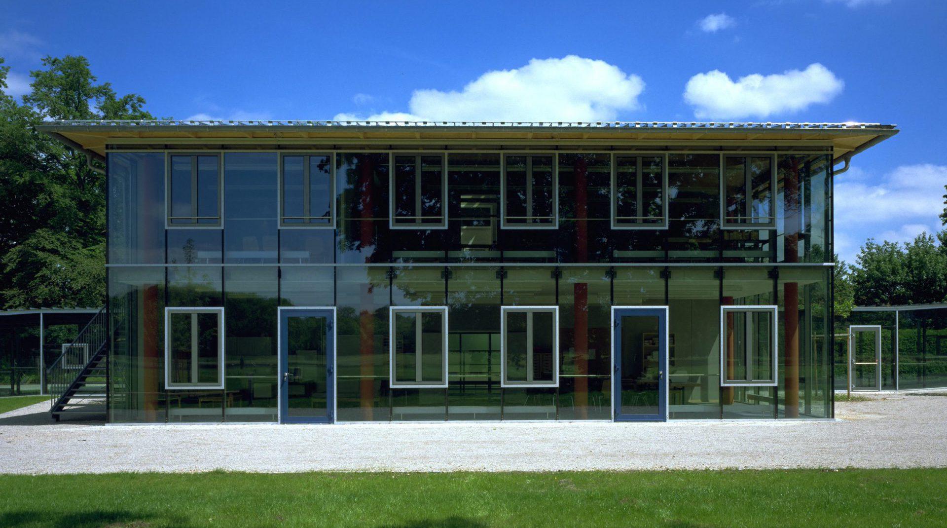 Schoolpavillon - Orangery